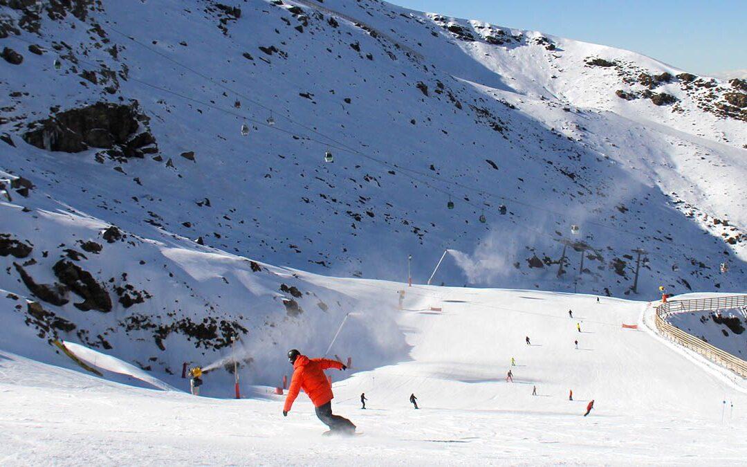 Omawa realiza Estudio pionero para reducción de Huella de Carbono en la estación de esquí de Sierra Nevada