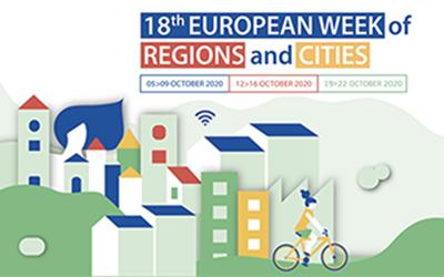 18 Semana Europea de las Regiones y las Ciudades