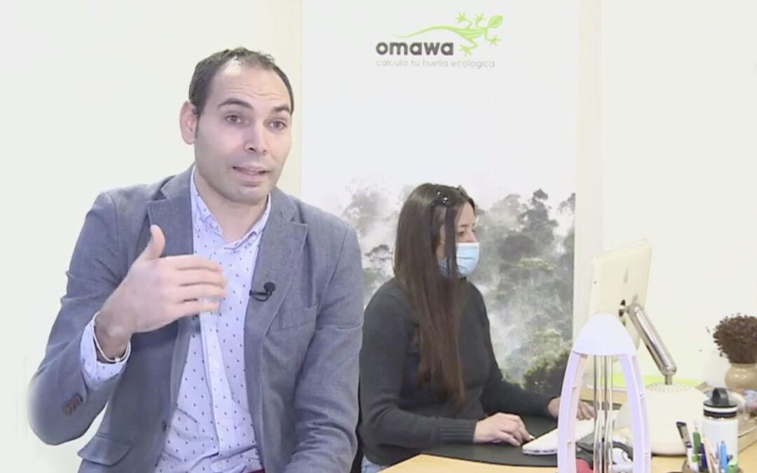Hablamos de sostenibilidad en TV Castilla y León